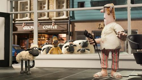 """Hoạt hình """"Cừu quê ra phố"""" khiến khán giả cười nghiêng ngả - 4"""