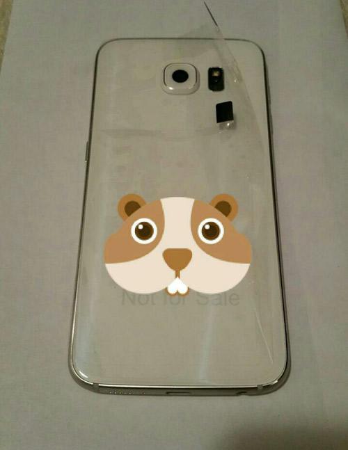 Galaxy S6 và S6 Edge lộ ảnh thực tế - 3