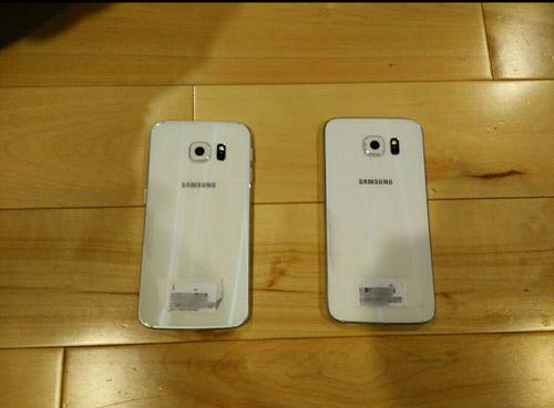 Galaxy S6 và S6 Edge lộ ảnh thực tế - 6