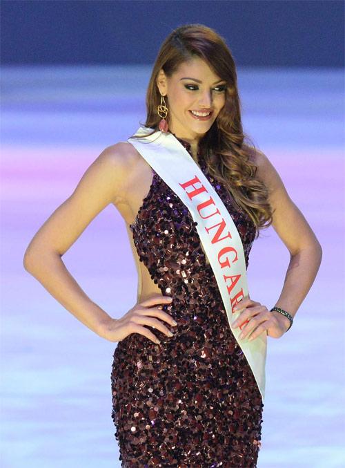 Nhan sắc tuyệt vời của 10 hoa hậu đẹp nhất năm 2014 - 2