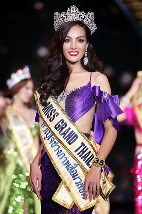 Nhan sắc tuyệt vời của 10 hoa hậu đẹp nhất năm 2014 - 7