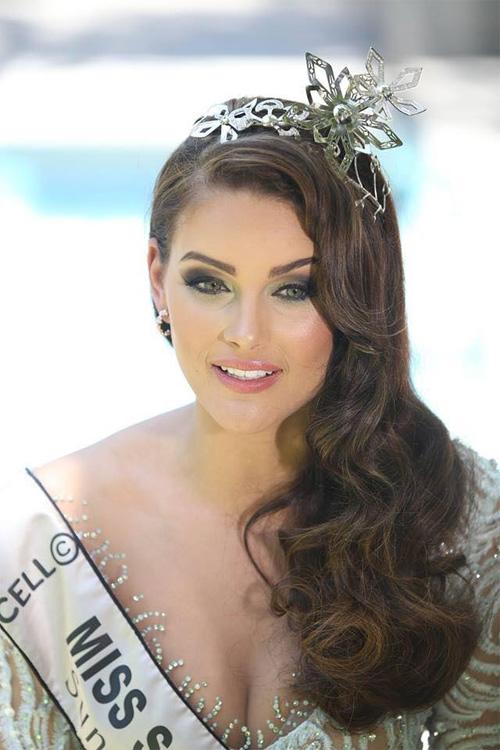 Nhan sắc tuyệt vời của 10 hoa hậu đẹp nhất năm 2014 - 5