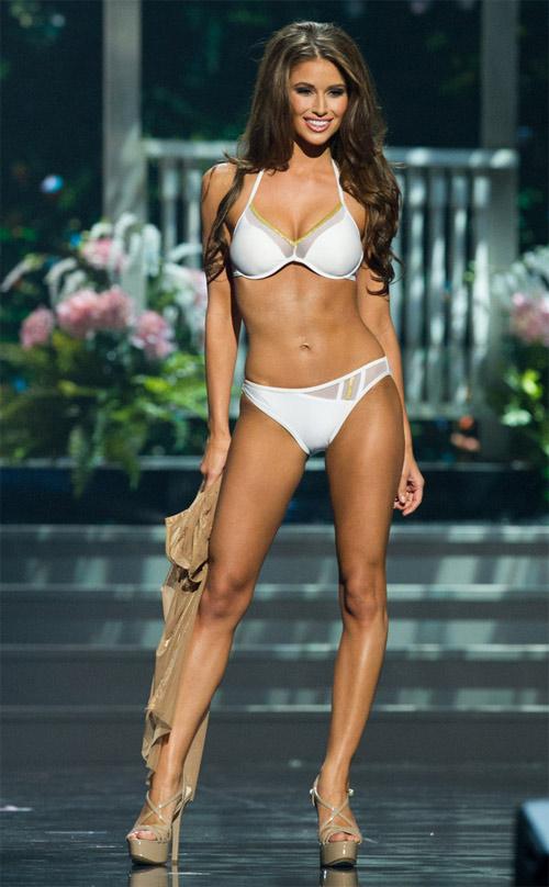 Nhan sắc tuyệt vời của 10 hoa hậu đẹp nhất năm 2014 - 10