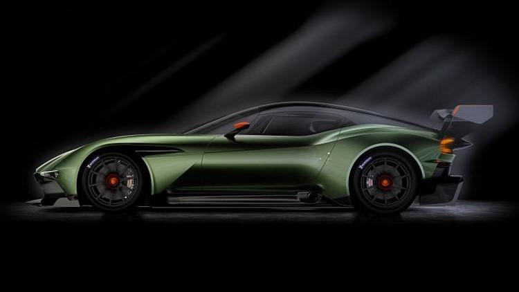 Lộ loạt ảnh siêu xe Aston Martin Vulcan 800 mã lực - 3