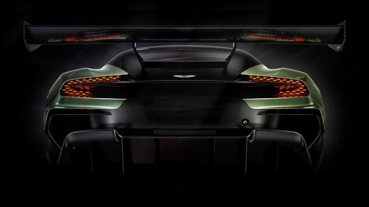 Lộ loạt ảnh siêu xe Aston Martin Vulcan 800 mã lực - 4