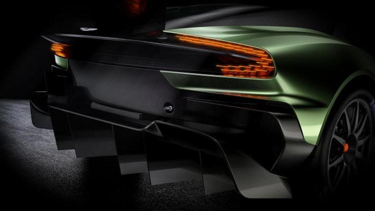 Lộ loạt ảnh siêu xe Aston Martin Vulcan 800 mã lực - 7