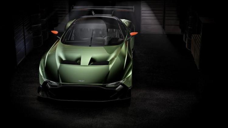 Lộ loạt ảnh siêu xe Aston Martin Vulcan 800 mã lực - 6