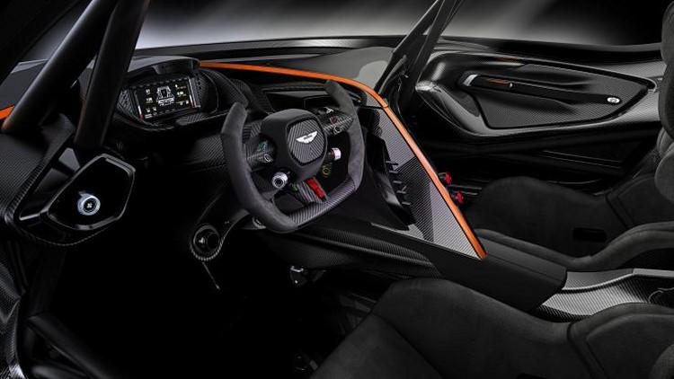 Lộ loạt ảnh siêu xe Aston Martin Vulcan 800 mã lực - 10