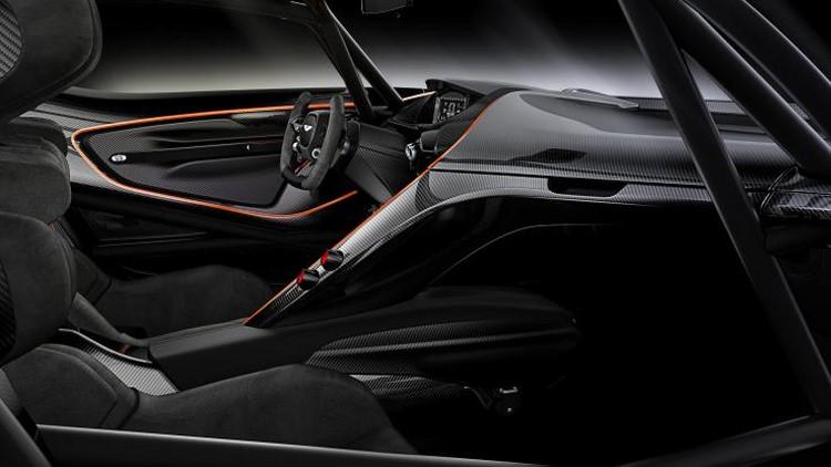 Lộ loạt ảnh siêu xe Aston Martin Vulcan 800 mã lực - 9