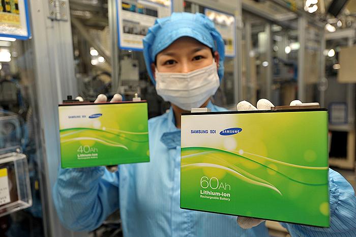 Samsung đầu quân sang lĩnh vực xe điện? - 1