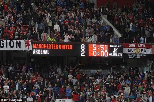 10 thất bại đau đớn nhất của Arsenal thời Wenger - 2