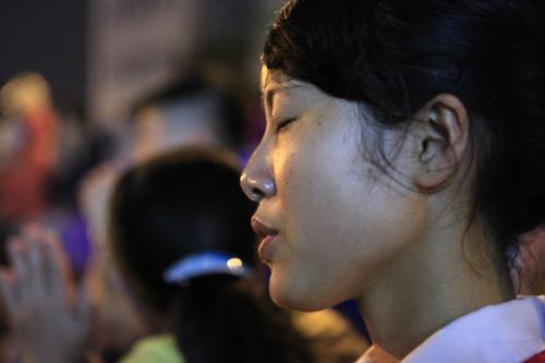 HN: Hàng nghìn người ngồi kín lòng đường dâng sao giải hạn - 11
