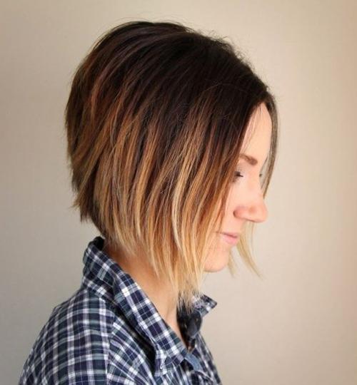 """15 kiểu nhuộm ombre cho tóc ngắn cực """"hot"""" - 13"""