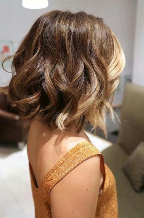 """15 kiểu nhuộm ombre cho tóc ngắn cực """"hot"""" - 15"""