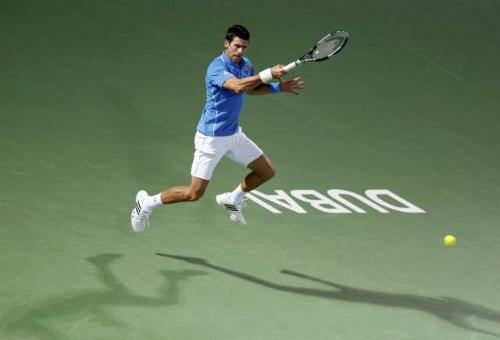 Djokovic – Ilhan: Hẹn gặp Berdych (Tứ kết Dubai) - 1