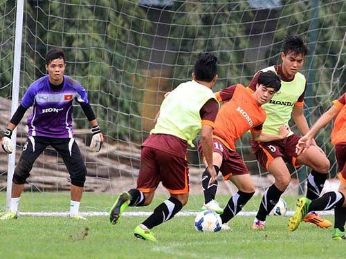 U23 Việt Nam: Rèn thể lực, luyện tốc độ - 1