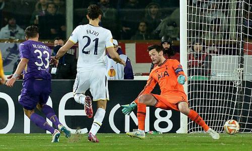 Fiorentina - Tottenham: Thành quả xứng đáng - 1