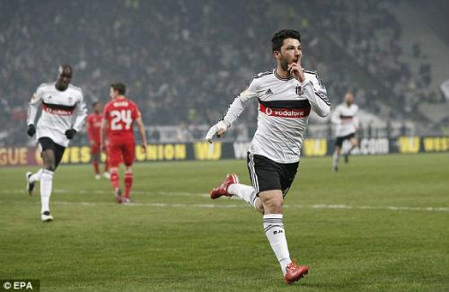 Besiktas - Liverpool: Phân định bằng đá penalty - 1