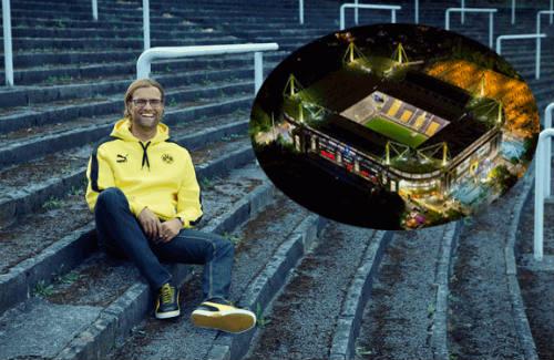 """HLV Klopp """"lạnh gáy"""" khi sân Dortmund có bom - 2"""