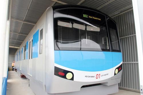 Ngắm mô hình metro đầu tiên tại Việt Nam - 1