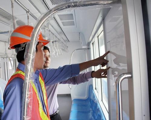 Ngắm mô hình metro đầu tiên tại Việt Nam - 9