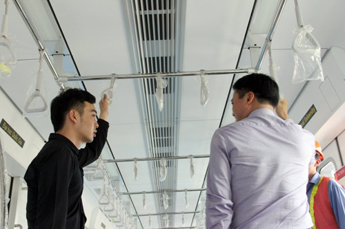 Ngắm mô hình metro đầu tiên tại Việt Nam - 4