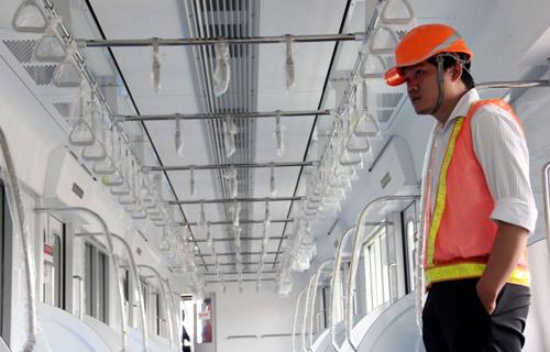 Ngắm mô hình metro đầu tiên tại Việt Nam - 11