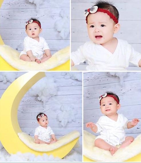 Clip hậu trường chụp ảnh trẻ sơ sinh siêu đáng yêu - 6