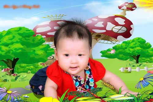 Clip hậu trường chụp ảnh trẻ sơ sinh siêu đáng yêu - 7