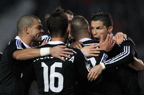 Trước vòng 25 La Liga: Barca đòi lại vị thế - 2