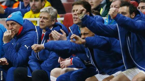 Arsenal: Bùng cháy để… lụi tàn - 2