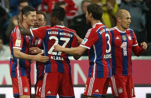 """Bayern - Cologne: """"Dê núi"""" vào hang cọp - 1"""