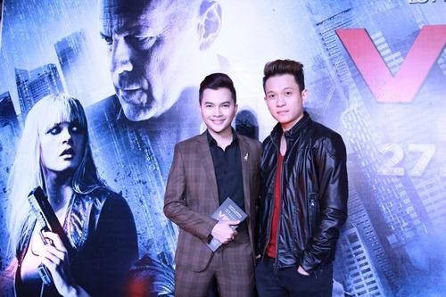 Hương Giang Idol gợi cảm đi xem phim - 7