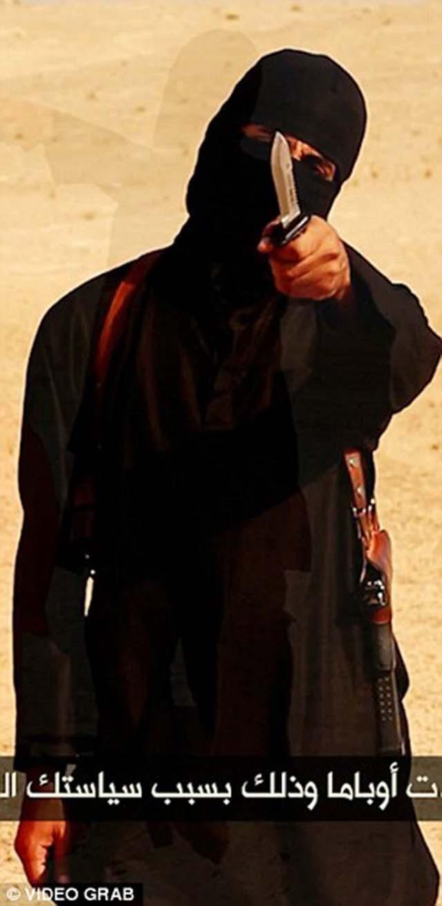 """Phiến quân IS tung video hành quyết dã man bốn """"gián điệp"""" Iraq - 4"""