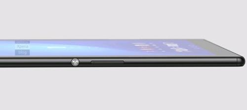 Xperia Z4 Tablet siêu mỏng, nhẹ và sáng hơn - 2
