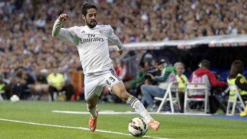 "Isco: ""Zidane 2.0"" hay một Di Maria khác của Real - 1"
