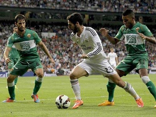 "Isco: ""Zidane 2.0"" hay một Di Maria khác của Real - 2"
