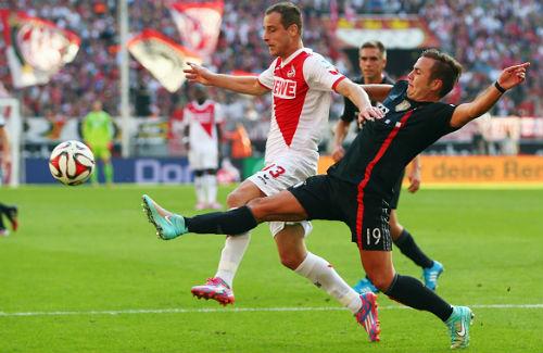 """Bayern - Cologne: """"Dê núi"""" vào hang cọp - 2"""