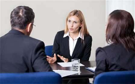 7 cách phá hỏng một buổi phỏng vấn xin việc - 1