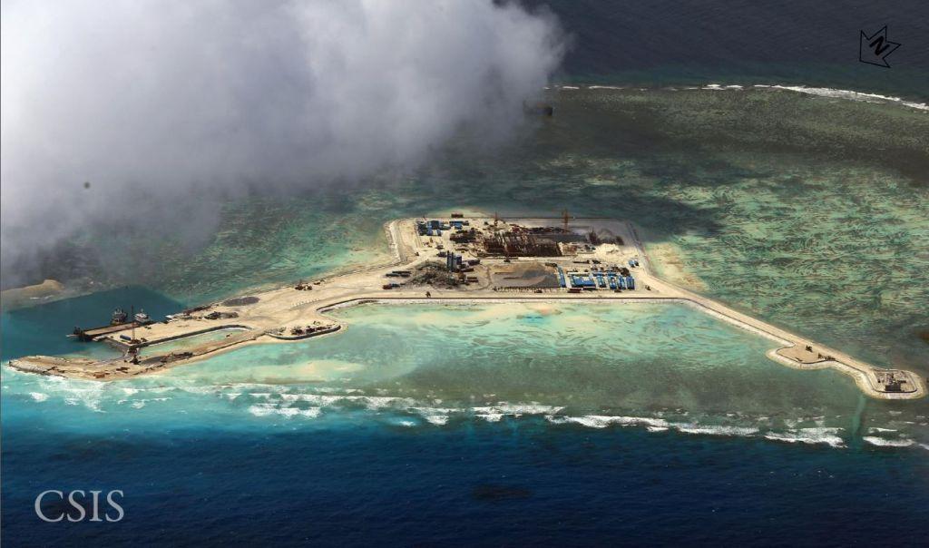 """Mỹ: TQ đang """"quyết liệt"""" mở rộng xuống Biển Đông - 2"""