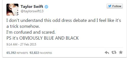 """""""Chiếc váy màu gì?"""" đang gây tranh cãi toàn thế giới - 3"""