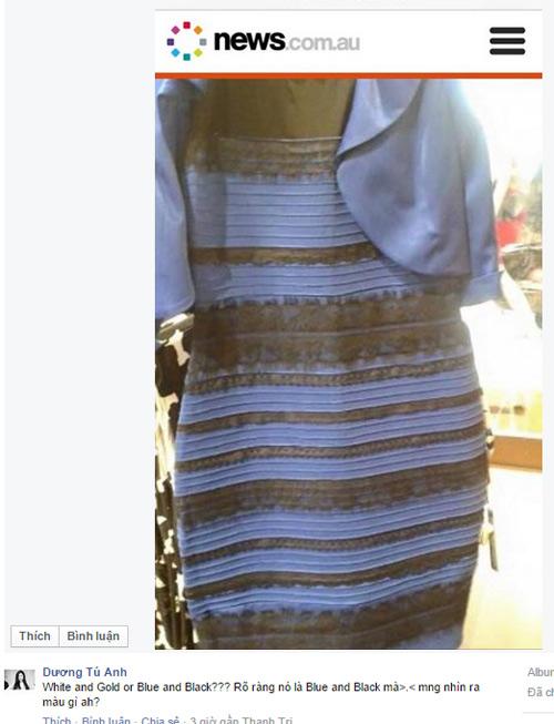"""""""Chiếc váy màu gì?"""" đang gây tranh cãi toàn thế giới - 5"""
