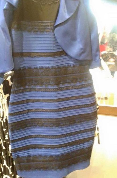 """""""Chiếc váy màu gì?"""" đang gây tranh cãi toàn thế giới - 1"""