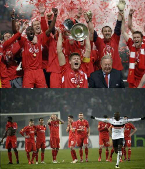 Liverpool bại trận: Trở về với giấc mơ con - 1