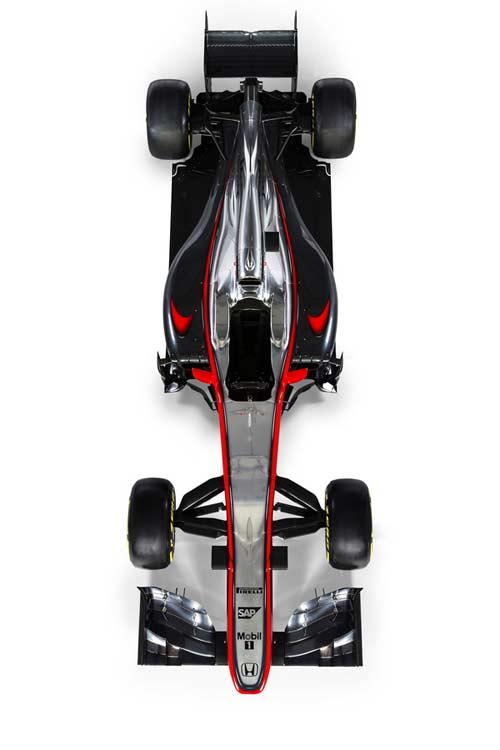 F1, MP4-30: Giấc mơ hồi sinh của McLaren (P2) - 2