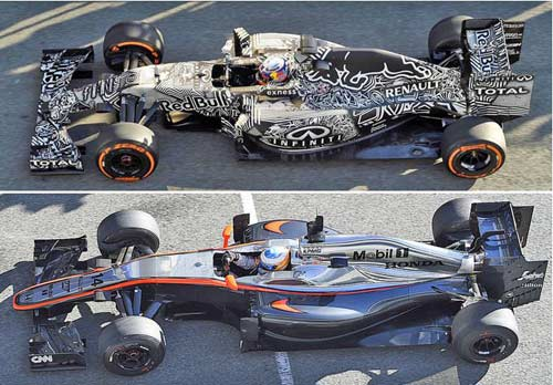 F1, MP4-30: Giấc mơ hồi sinh của McLaren (P2) - 1