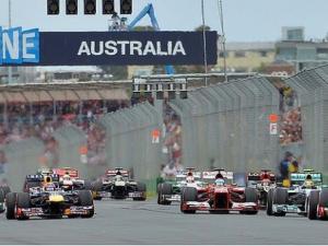 Lịch thi đấu F1: Australian GP 2015