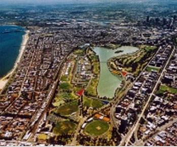Lịch thi đấu F1: Australian GP 2015 - 2