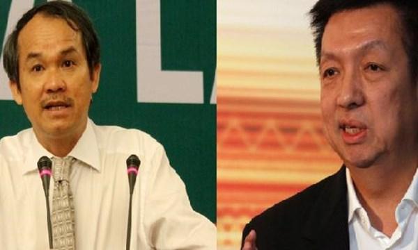 """Vì sao bầu Đức """"bắt tay"""" với tỉ phú Peter Lim? - 1"""