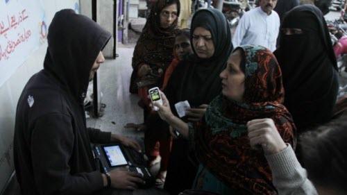 Pakistan: Xác minh 103 triệu SIM điện thoại bằng dấu vân tay - 1